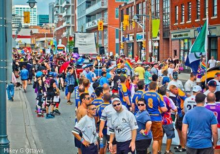 Ottawa Capital Pride Festival
