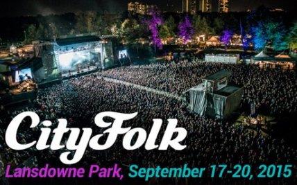 CityFolk Festival 2015